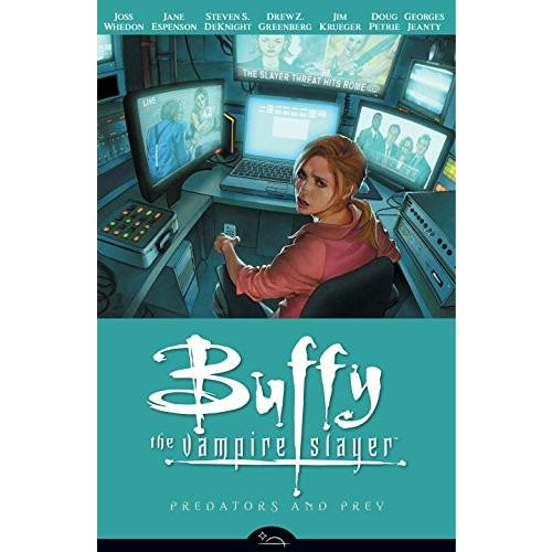 Buffy The Vampire Slayer Season 8 TP Vol 5 Predators And Prey Uncanny!
