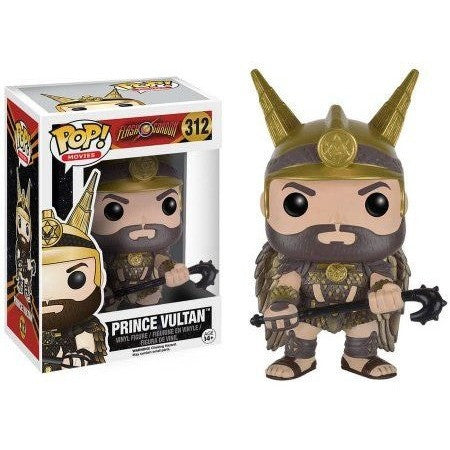 Prince Vultan Pop! Vinyl Figure Uncanny!