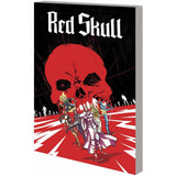 Red Skull TP Battleworld Uncanny!