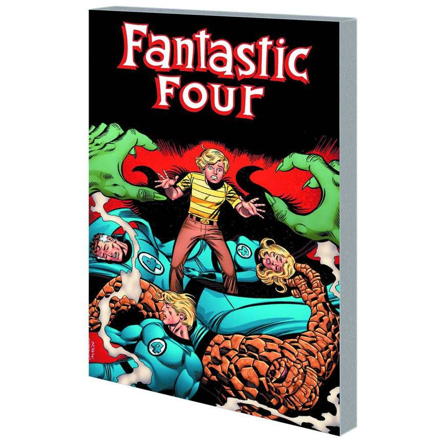 Fantastic Four TP Reunited They Stand Uncanny!