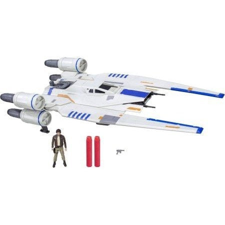 Star Wars Rebel U-Wing Fighter Uncanny!