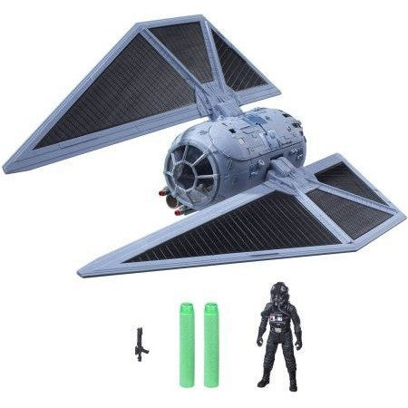 Star Wars TIE Striker Uncanny!