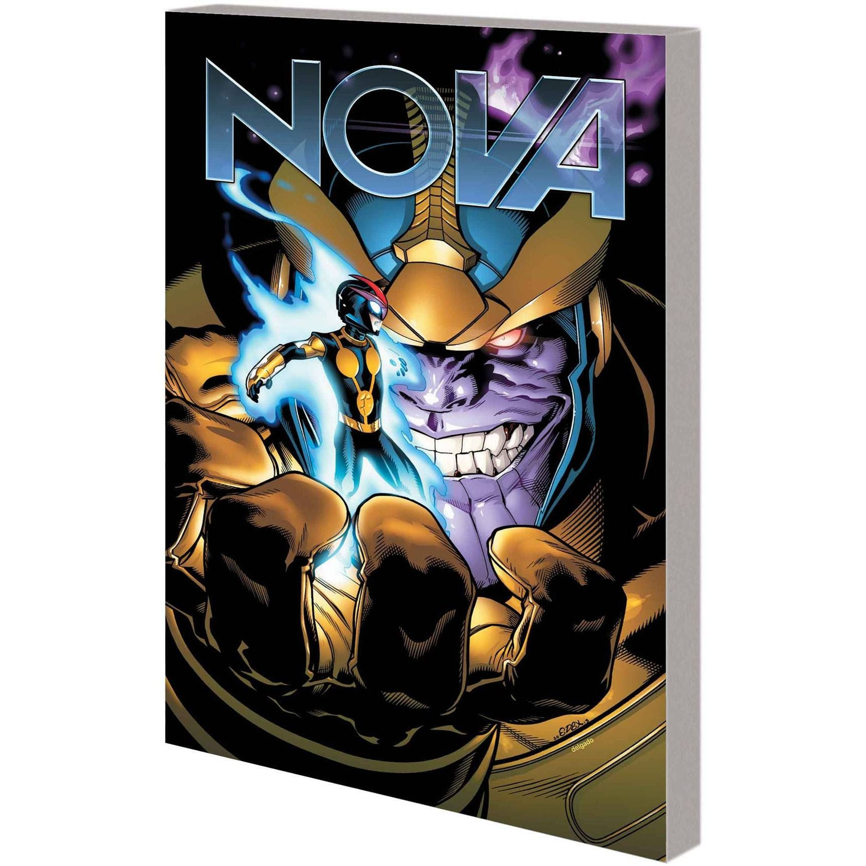 Nova TP Vol 02 Rookie Season Uncanny!