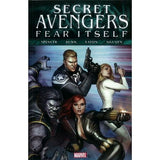 Fear Itself TP Secret Avengers Uncanny!