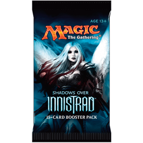 Magic the Gathering Shadows Over Innistrad 15-Card Booster Pack Uncanny!