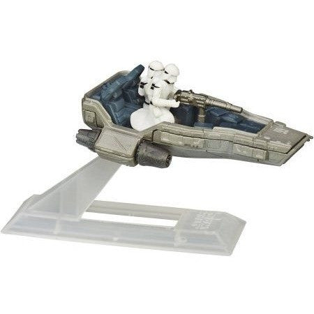 Star Wars Black Series Snowspeeder Uncanny!