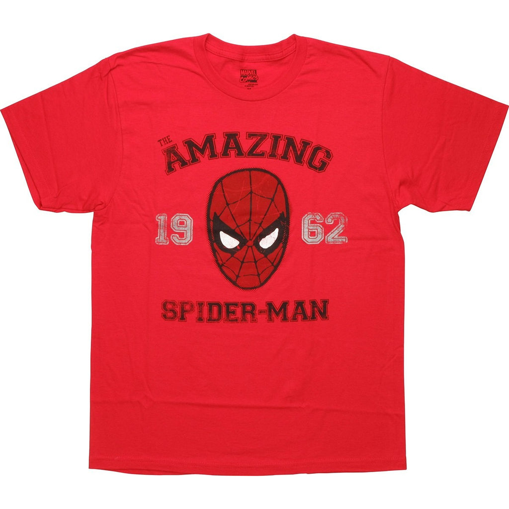 The Amazing Spider Man EST 1962 Graphic