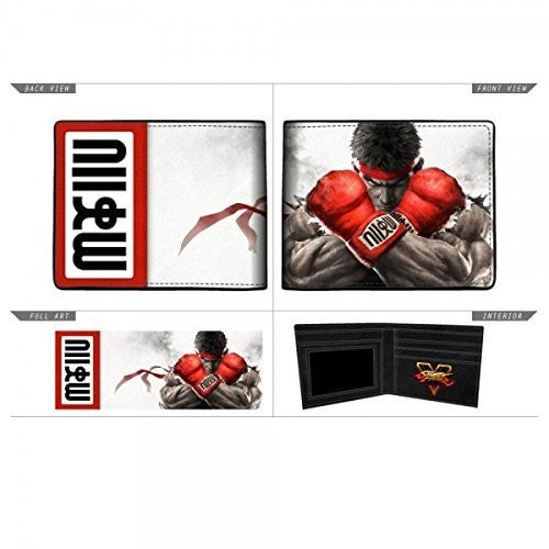 Street Fighter Bifold Wallet