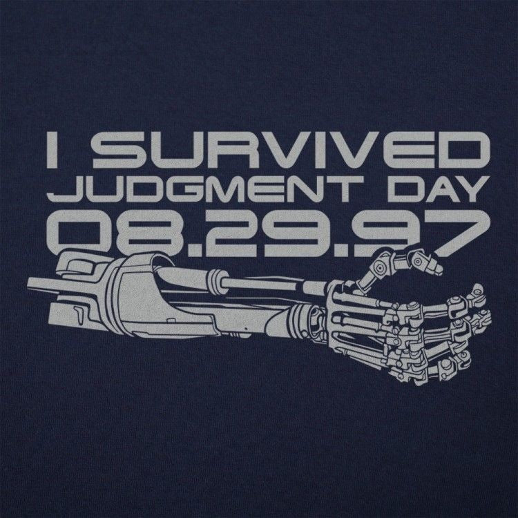 I Survived Judgement Day Shirt Uncanny!