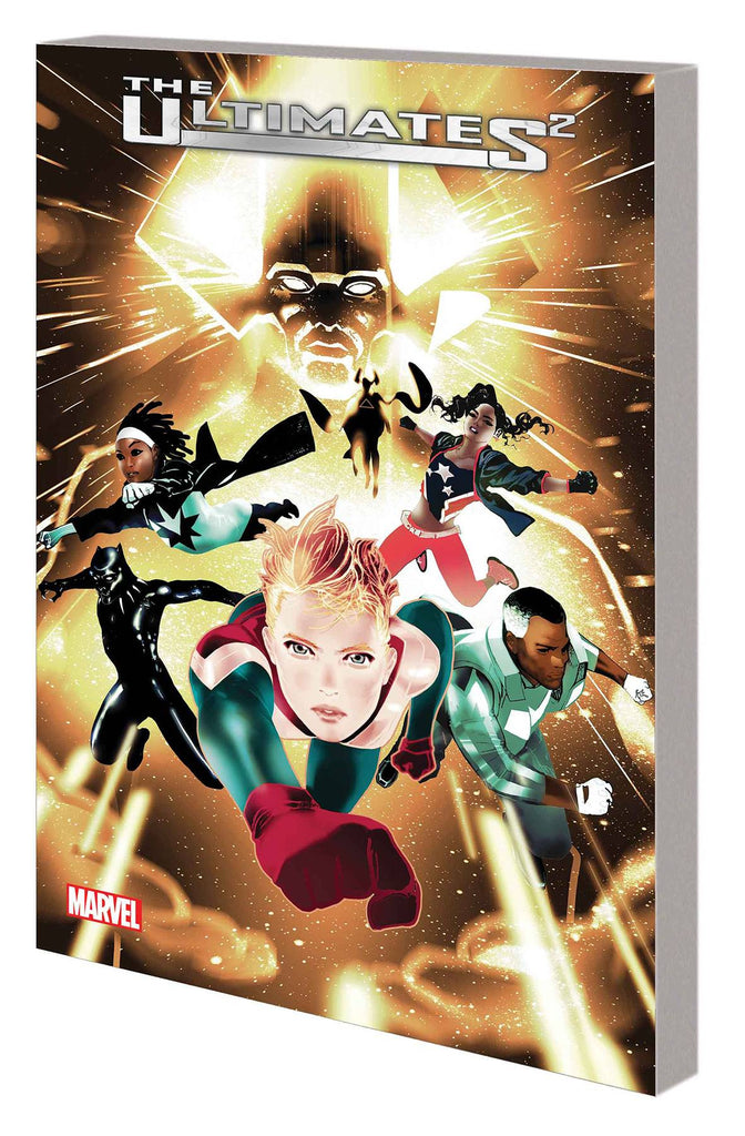 Ultimates 2 TP Vol 1 Troubleshooters