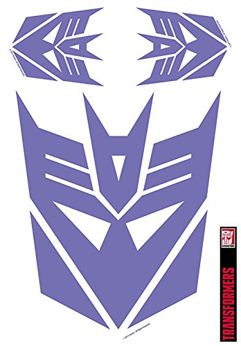 Transformers Decepticon Car Decal Set