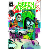 Green Arrow TP Vol 03 The Trial Of Oliver Queen Uncanny!