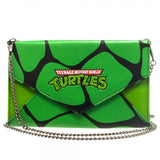 Teenage Mutant Ninja Turtles Envelope Wallet w/Chain Uncanny!