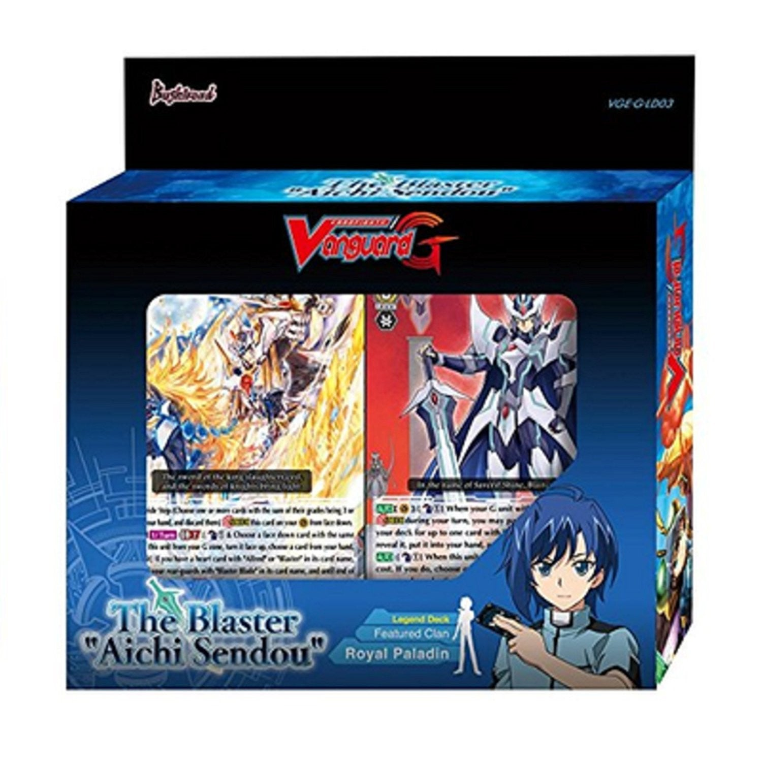 Cardfight!! Vanguard Blaster Aichi Legend Deck