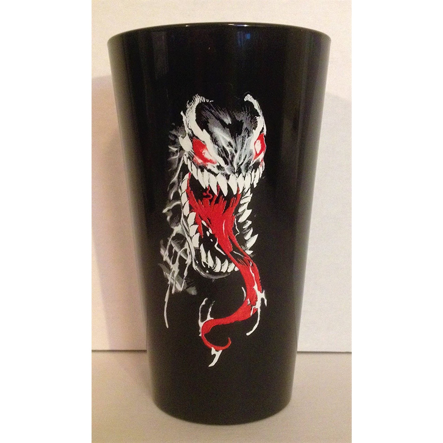 Venom Black Pint Glass Uncanny!