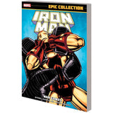 Iron Man Epic Collection TP War Games Uncanny!