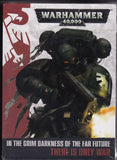 Warhammer 40,000 3IN1 HC In the Grim Darkness of the far Future, There is Only War