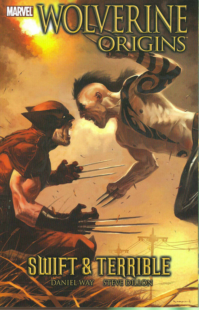 Wolverine Origins TP Vol 2 Swift & Terrible