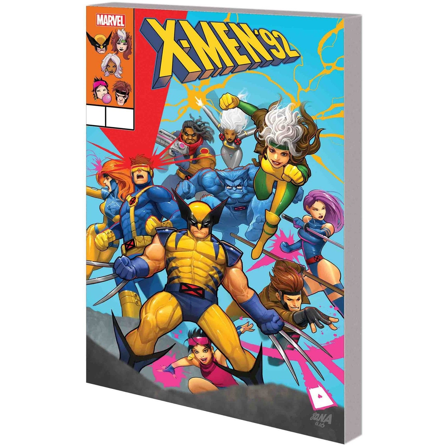X Men 92 TP Vol 2 Lilapalooza
