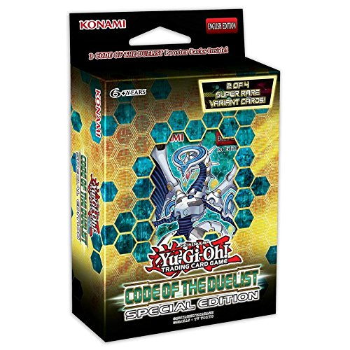 Yu Gi Oh Code of Duelist Special Edition