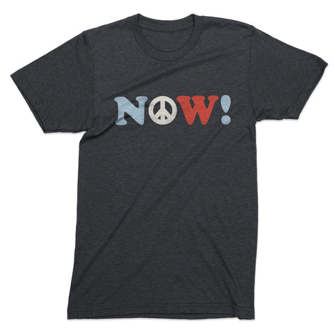 Peace Now! - 100% net proceeds to Human Rights Watch - Totally Radical Awesome
