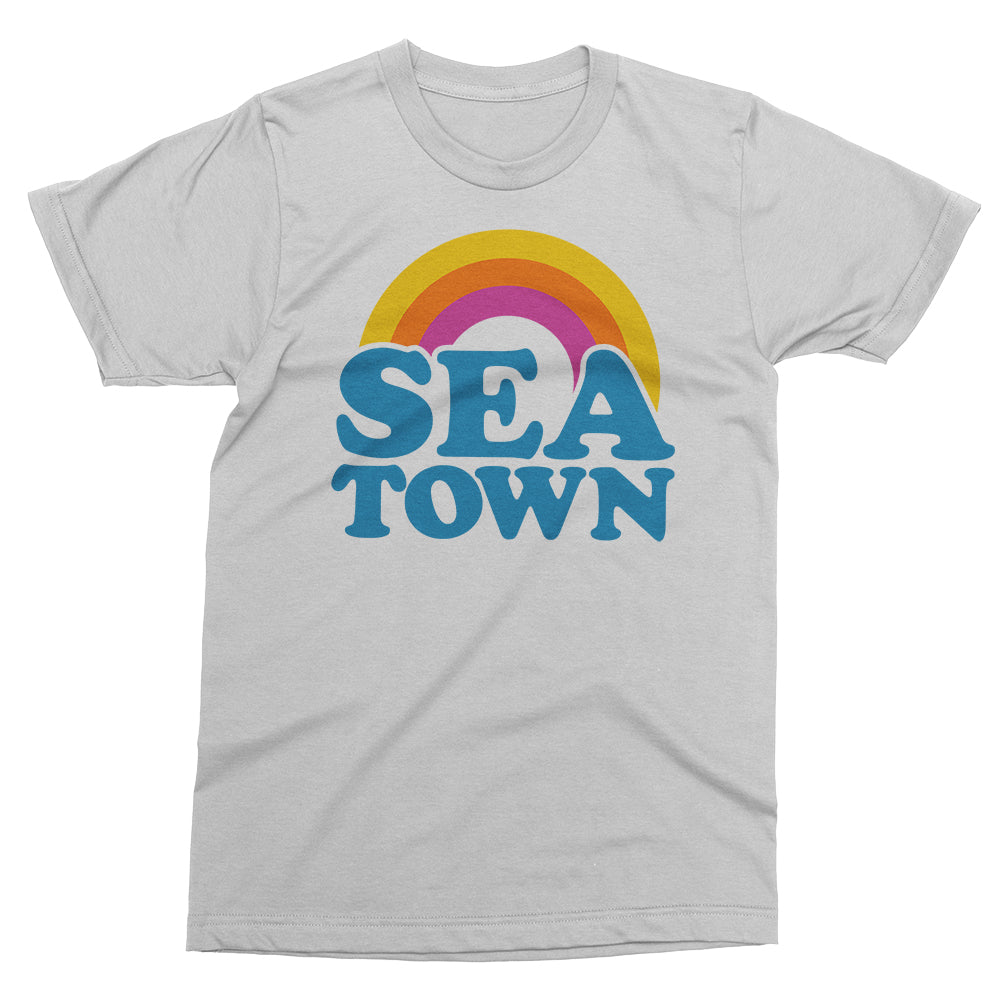 SeaTown Rainbow - Totally Radical Awesome
