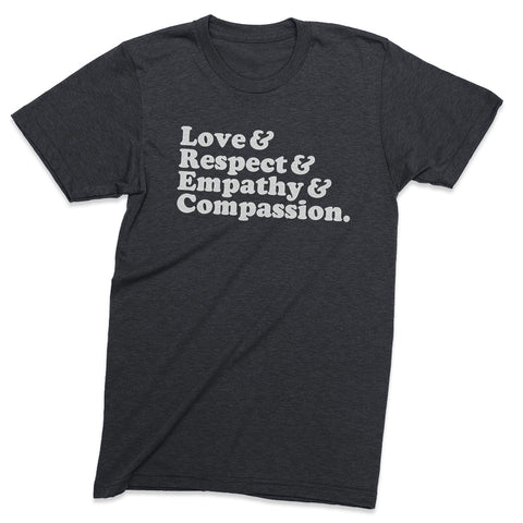 Respect & Empathy - 100% net proceeds to Planned Parenthood - Totally Radical Awesome