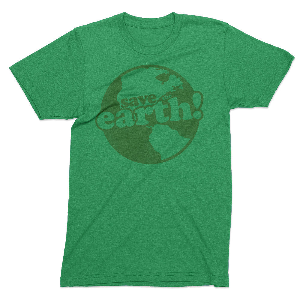 Save the Earth! - 100% net proceeds to Sierra Club - Totally Radical Awesome