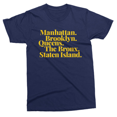 The Boroughs / Navy - Totally Radical Awesome
