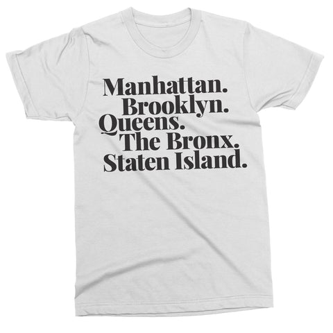 The Boroughs - Totally Radical Awesome