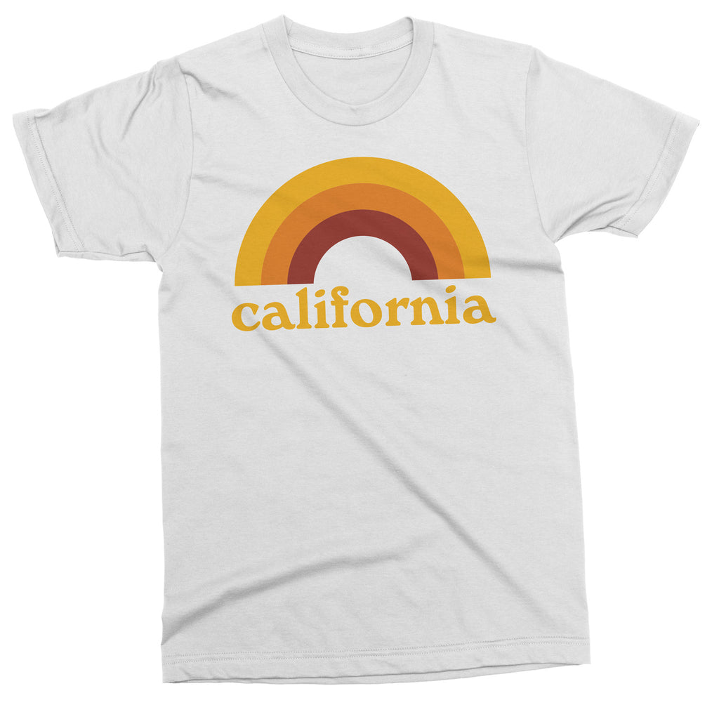 California Vintage Rainbow - Totally Radical Awesome