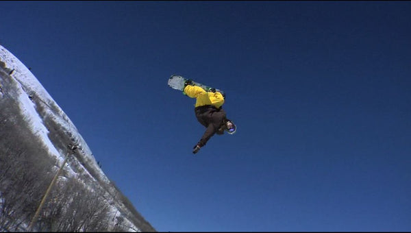 A Healy Brothers Ski Edit