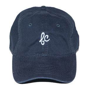 Dad Hat - Cursive Logo - Fairly Casual - Hats