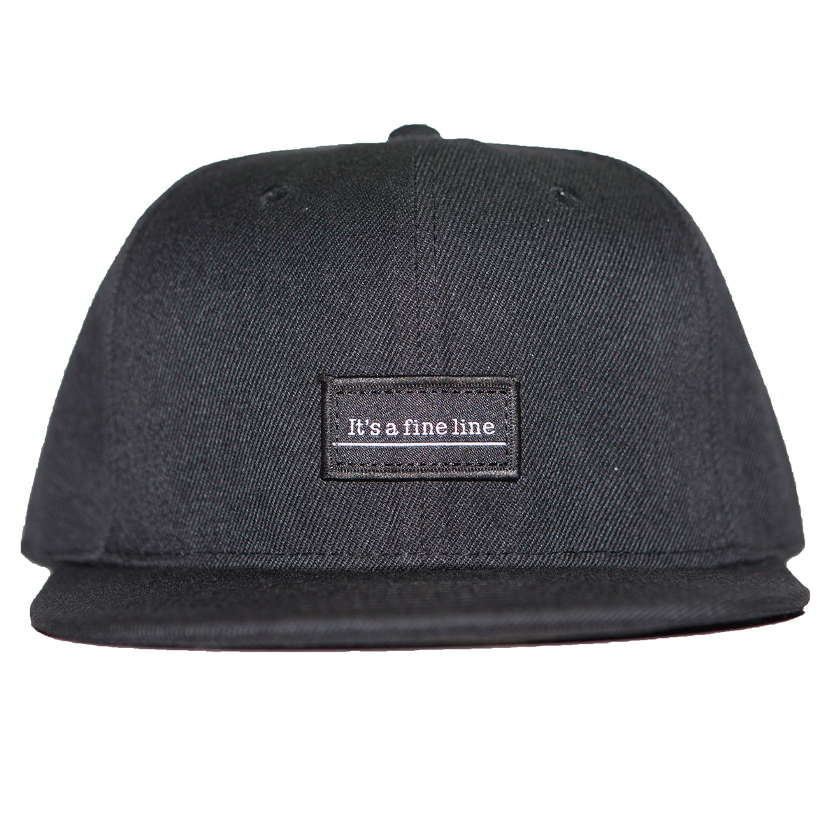 Fine Line Snapback - Fairly Casual - Hats