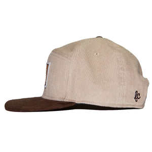 Corduroy Snapback - Fairly Casual - Hats