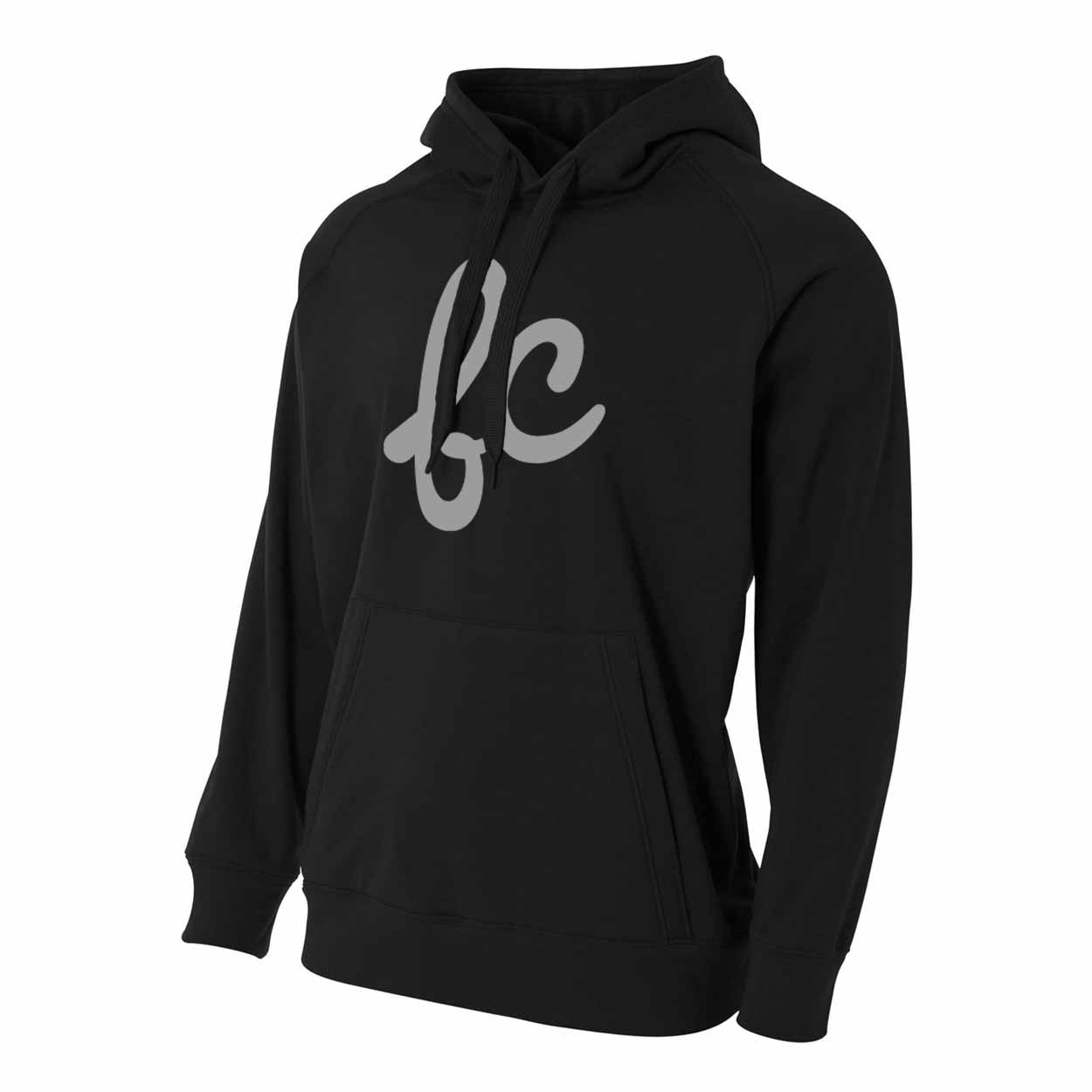 Men's Hoodie - Cursive - Fairly Casual - Clothing