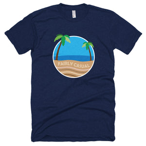 Beach T (Unisex) - Fairly Casual - Clothing