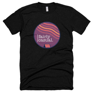 Campout T (Unisex) - Fairly Casual - Clothing