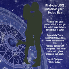 Essential Oils for Signs of the Zodiac