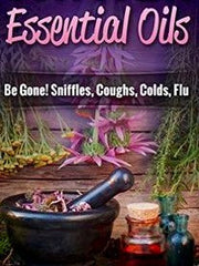 Essential Oils for Cough, Colds and Flu