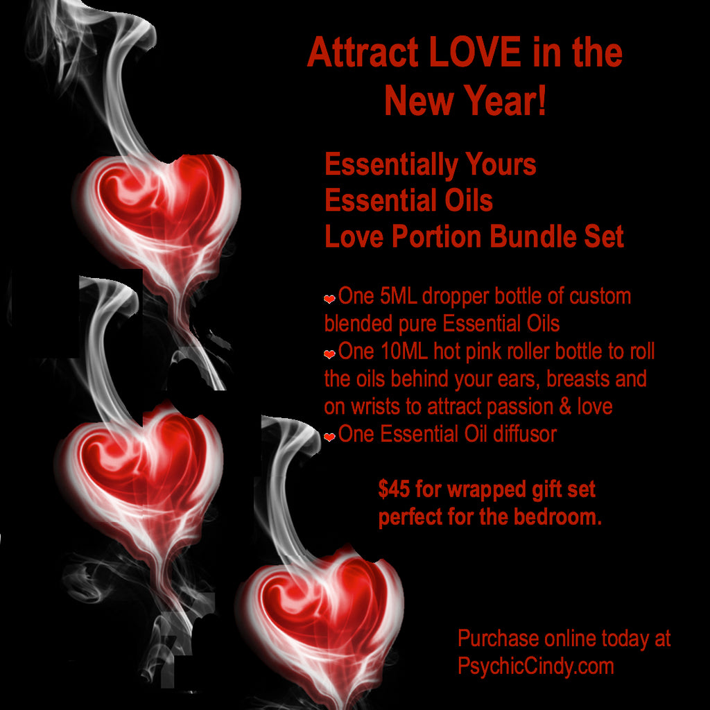 Love Potion Bundle Set