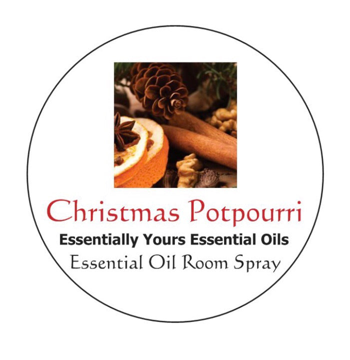 Christmas Potpourri Room Spray