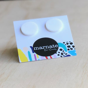 Ear Candy Studs // 20mm
