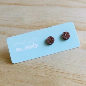 Ear Candy Studs // 7mm