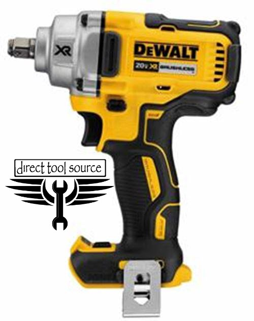 "DEWALT 20V Max 1/2"" PC Impact Wrench(Bare Tool) DWDCF894HB - Direct Tool Source"