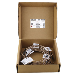 AGS COMPANY SOLUTIONS LLC Tahoe Yukon 2003-2006 RPO CodeJL4 EZ Brake Line Kit AKCNC-154KIT - Direct Tool Source