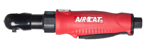 "AIRCAT 3/8"" Mini Ratchet CompositeHandle 45 FT.LBS Totque ARC801R - Direct Tool Source"