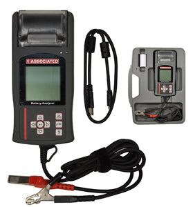 ASSOCIATED EQUIPMENT Digital Battery ElectricalSystem Analyzer with Built-in AS12-1015 - Direct Tool Source
