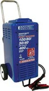 ASSOCIATED EQUIPMENT Super-Duty 6-12-24 Volt FleetCharger/Booster 80/70/45 Amp AS6002B