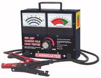 ASSOCIATED EQUIPMENT 6/12 Volt 500 Amp Carbon PileLoad Tester AS6034 - Direct Tool Source